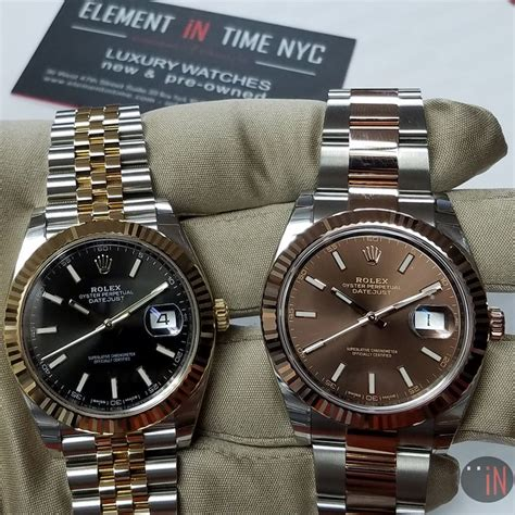 Ready Mk8550 Rosegold just in today ready to go rolex 41mm datejust ii