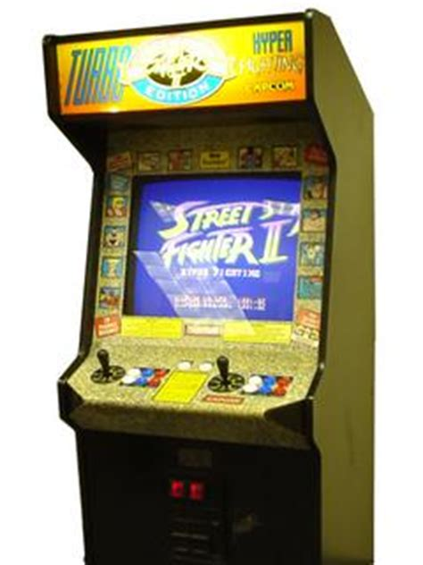 Under Cabinet Stereo Street Fighter Ii Hyper Fighting Videogame By Capcom