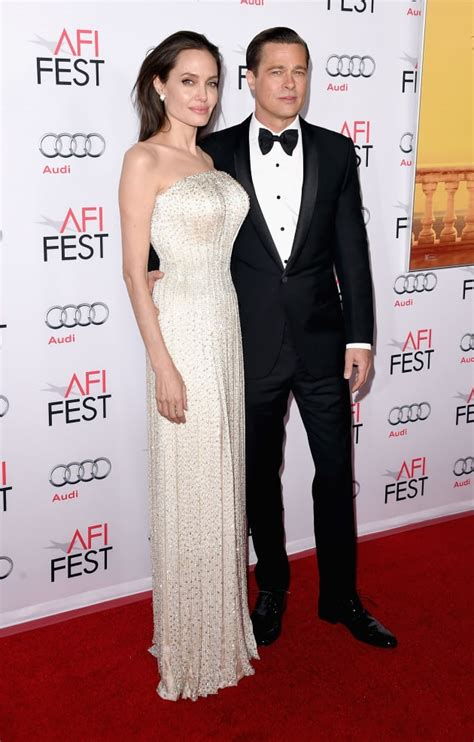 Joliea Mourning Anorexic by Brad Pitt Is The Divorce Called
