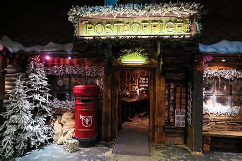 Post Office Santa by Rovaniemi Zu Besuch Bei Santa Claus Travelblogger