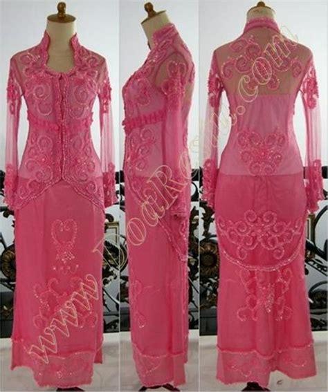 Kebaya Tile Panjang jual kebaya baju cantik modern lengan panjang wisuda pesta prewedding tile kebaya jadi gaun