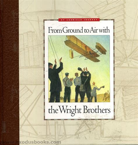the wright brothers books from ground to air with the wright brothers book only