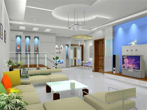 Living Room False Ceiling Thated Roof Bungalow House Interior Designs Bungalow House Interior Design Bungalow House