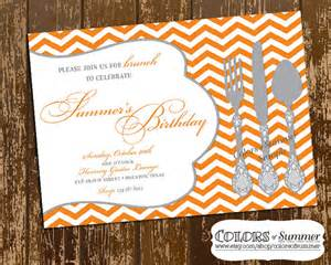 birthday brunch invitation birthday luncheon invitations images