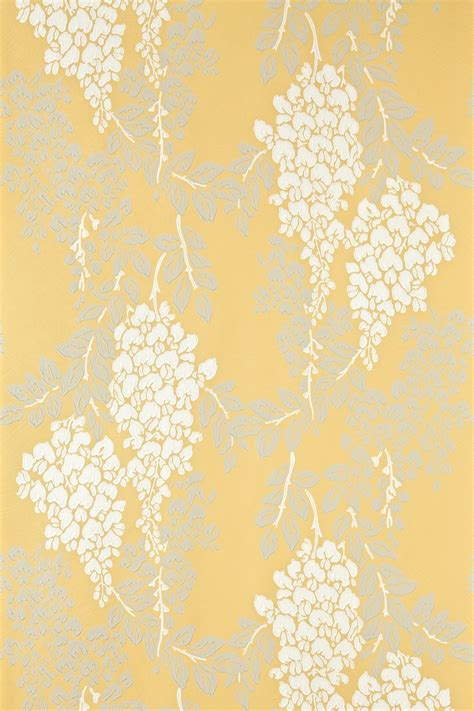 wisteria bp  wallpaper patterns farrow ball