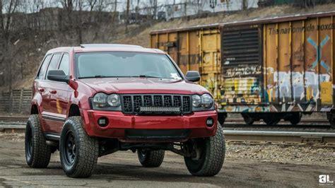 grand jeep grand wk wheels lift