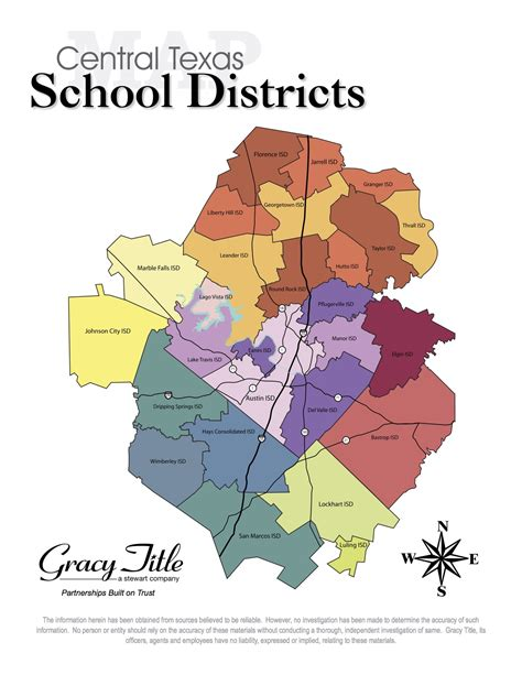 texas school districts map central texas school district map cedar park texas living