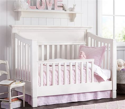crib to bed age update nursery to toddler room
