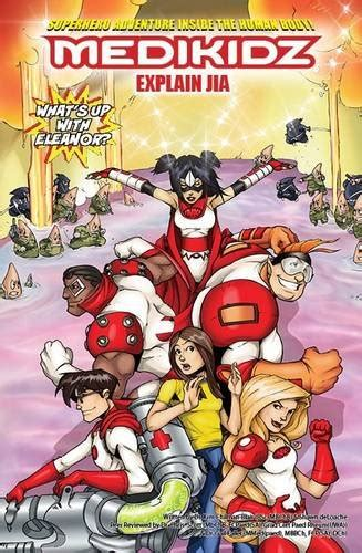 What S Up With Ashleigh Medikidz Explain Type 1 Diabetes dr chilman blair author profile news books and speaking inquiries