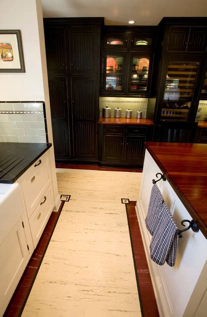 rubber sts los angeles rubber floor traditional kitchen los angeles by