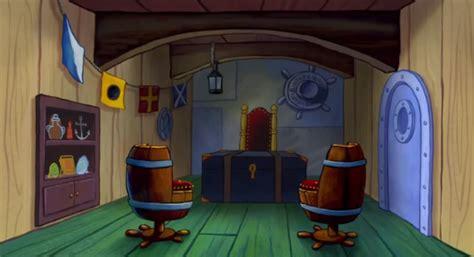 spongebob krusty krab office