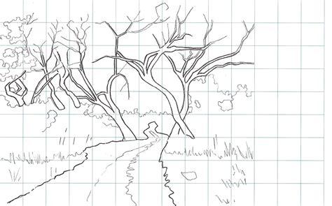 imagenes de paisajes sencillos para pintar laminas modelo para pintar paisajes plantillas para