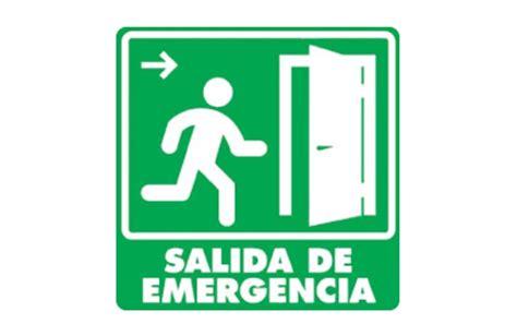 imagenes informativas wikipedia placas de salida de emergencia en mexico placas de