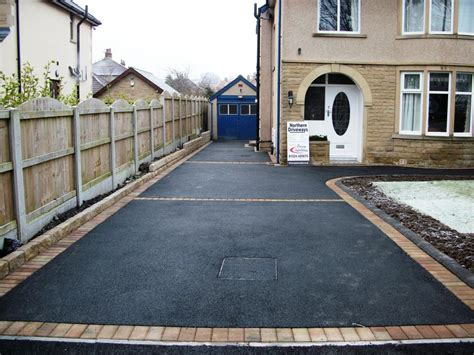 Concrete Block House northern driveways blockpaving and tarmac lancaster and