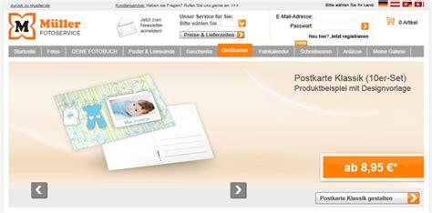 Postkarten Von Eigenen Fotos Drucken Lassen by Postkarten Mit Eigenen Fotos Foto Howto De