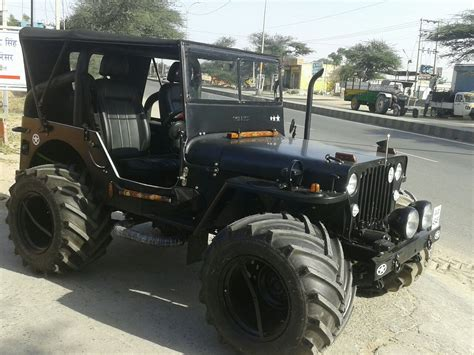 Open Jeep Modified Dabwali Www Pixshark Com Images