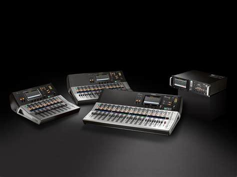 Mixer Yamaha Tf Series nab 2017 yamaha updates rivage and tf digital mixers