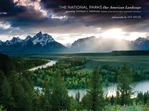 american landscaping book review the national parks our american landscape
