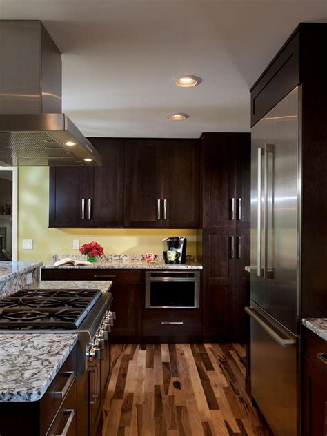 kitchen cabinets with floors 25 kitchens with hardwood floors page 4 of 5
