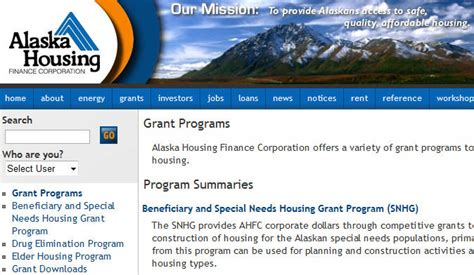 South Dakota Time Home Buyer Grants by Time Home Buyer Grants From The Alaska Housing