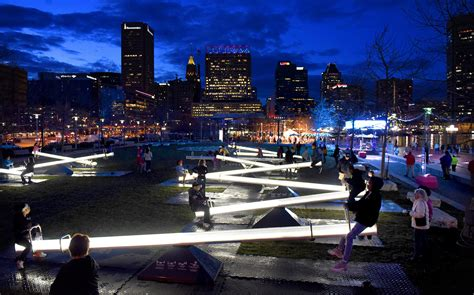 lights baltimore baltimore light city co founders agree to settle lawsuit festival trademark baltimore sun
