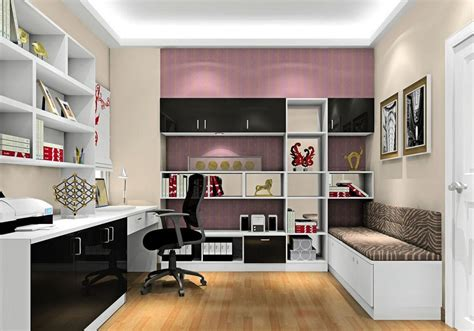 modern room design interior awesome modern study room and bedroom study