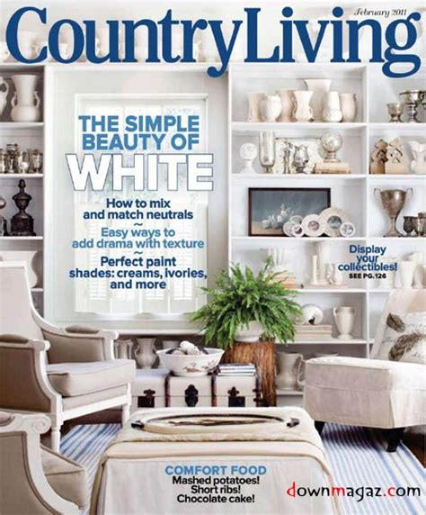 country living uk february 2011 187 download pdf magazines