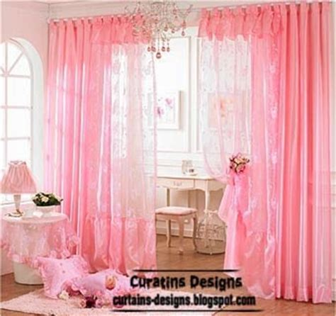 curtain for girl room top catalog of pink curtains for girls room unique designs