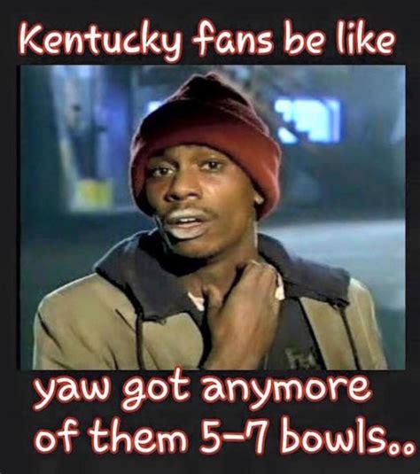 Kentucky Meme - google vs the sec what google thinks about each sec fan base
