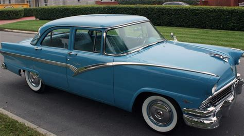 Towne Ford by 1956 Ford Fairlane Town Sedan F50 1 Houston 2015