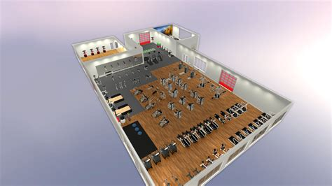 Fitness Center Software - fitness center design sport and fitness inc