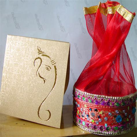 Wedding Card Ideas Indian by Indian Wedding Invitation Ideas An Insight On Some Of The