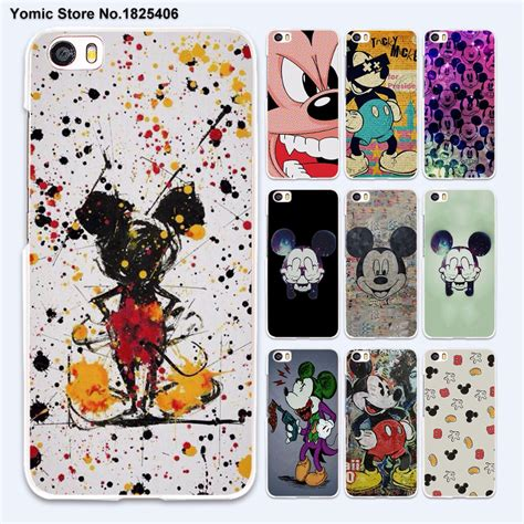 Casing Xiaomi Mi 5 Mickey Mouse Steam Boat Willie Custom mickey mouse de mode promotion achetez des mickey mouse de