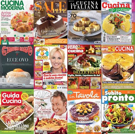 riviste di cucina la migliore rivista di cucina 2011 dissapore