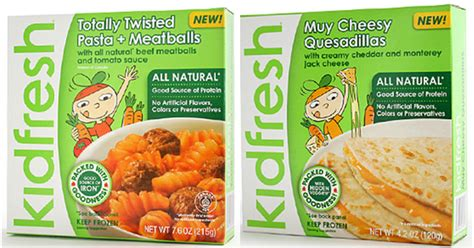 Free Kidfresh Frozen Meals at Target   Moneymaker
