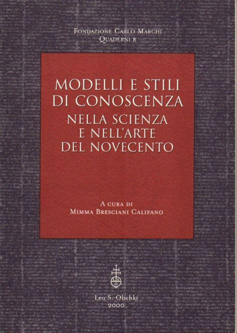 per conoscenza nelle lettere libreria della spada modelli e stili di conoscenza