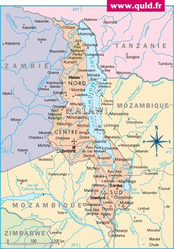malawi  heart  africa travel map africa