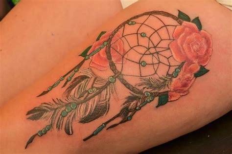 dream catcher tattoo native american tattoos pinterest
