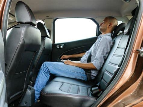 Bench Seats For Cars by Maruti Suzuki Vitara Brezza Vs Ford Ecosport Comparison