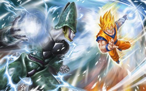 hd wallpapers for android dragon ball z dragon ball z goku wallpapers wallpaper cave