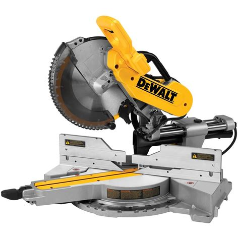 bench pro compound miter saw dewalt 12 in slide compound miter saw tools bench