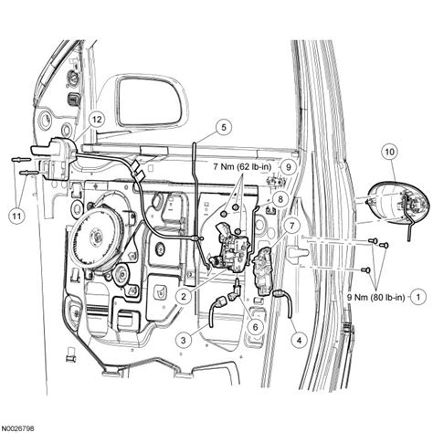 2016 Ford Flex Door Sensor by How To Fix Ford Door Ajar Switch