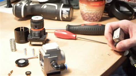 Einhell Hauswasserwerk Druckschalter Einstellen by Druckregler Reparatur