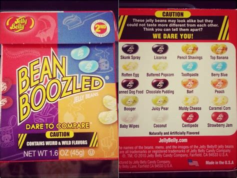 where to get the bean boozled challenge bean boozled challenge