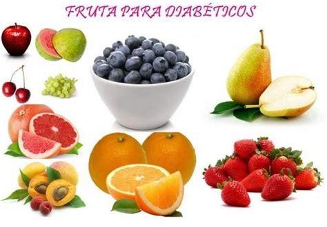 fruta  pueden comer los diabeticos