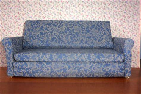 how to make miniature sofa let s build a dollhouse sofa