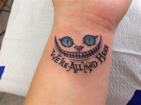 cheshire cat tattoo glow in the dark cheshire cat tattoo ink pinterest best cheshire cat