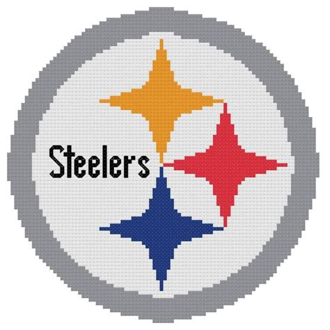pittsburgh pattern recognition download counted cross stitch pattern pittsburgh steelers logo