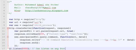 node js tutorial in urdu web security pentest