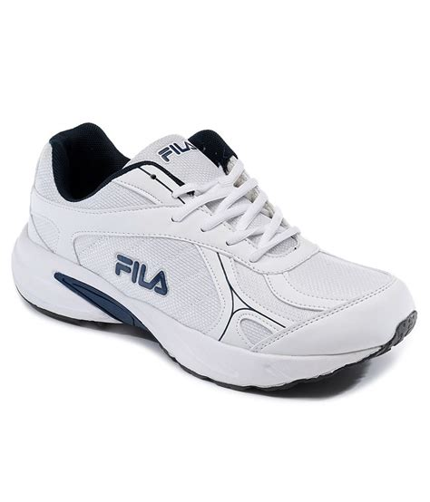 fila sprint white sports shoes price in india buy fila